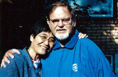 Satoko och Sven Berger